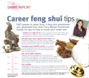 Feng Shui Consultant - Cleo interview