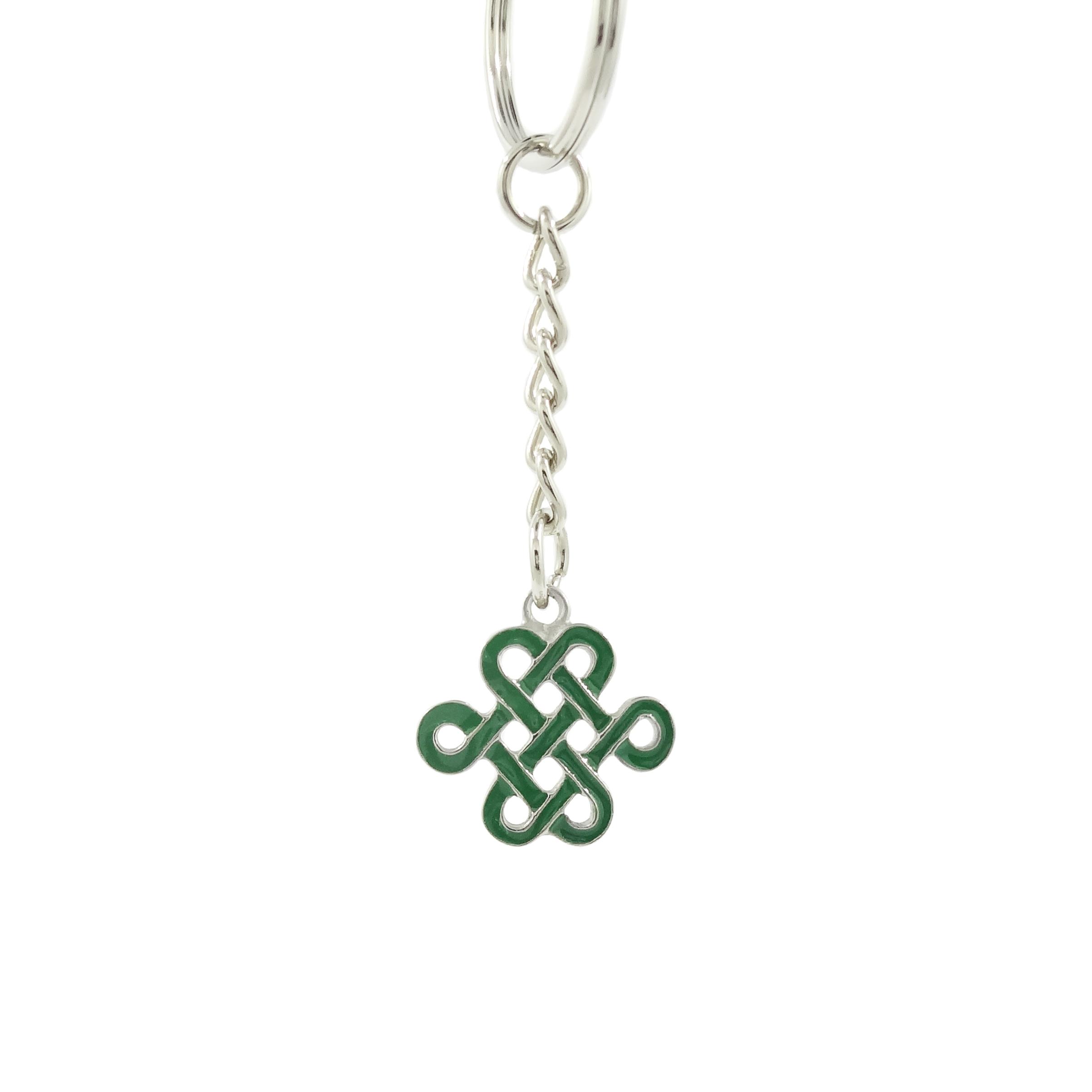 Basic Mystic Knot Keychain 8treasures